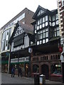 SJ4066 : Toycraft on Watergate Street Chester by Richard Hoare