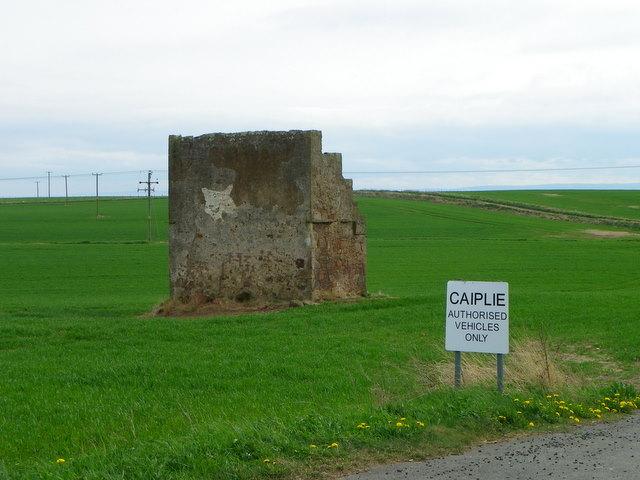 Caiplie Doocot