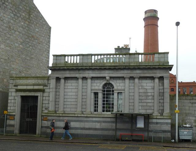 Christian Centre, George Street, Aberdeen