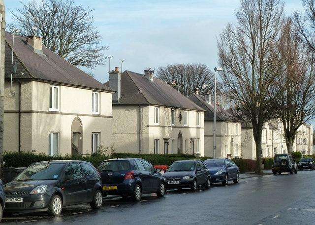 Maisonettes, Sunnybank Road, Aberdeen
