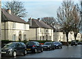 NJ9307 : Maisonettes, Sunnybank Road, Aberdeen by Bill Harrison