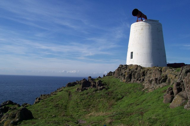 Isle Of May: The South Horn