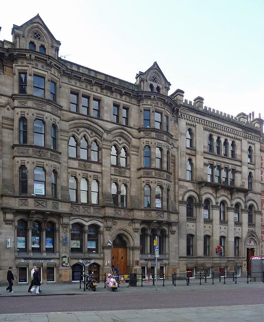 16-17 Albert Square, Manchester