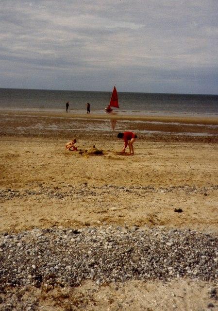 Llanddona Beach