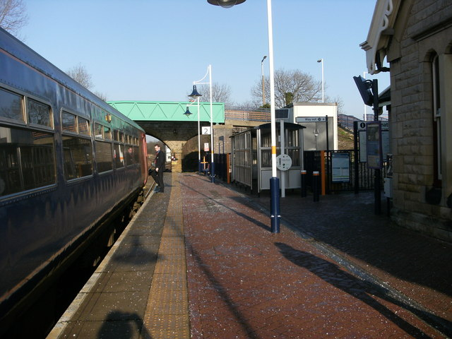 Shirebrook Station