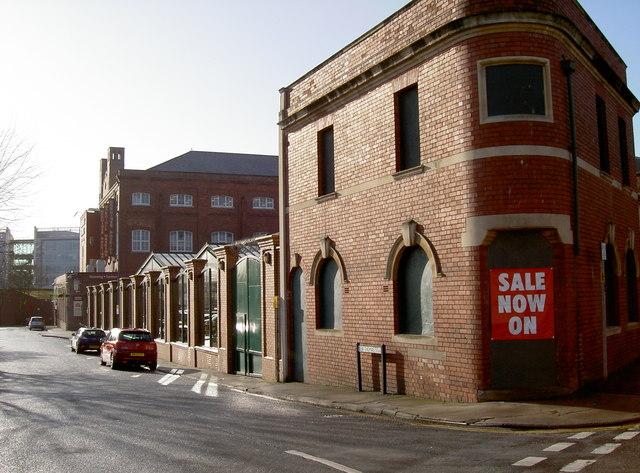 New Thomas Street
