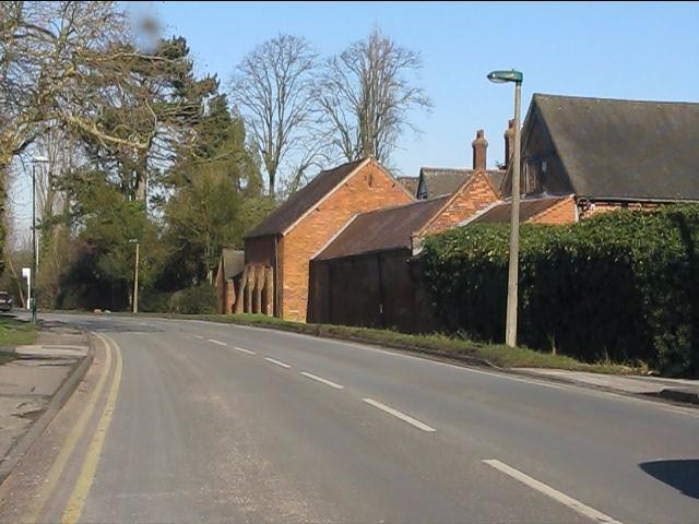 Malvern Park Farm from Widney Manor Road