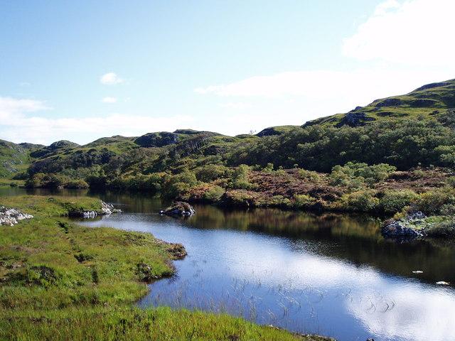 Loch a' Choin