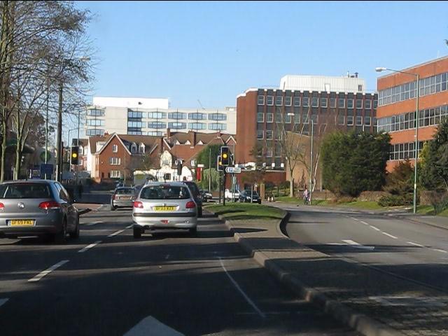 Solihull - Warwick Road (B4102)