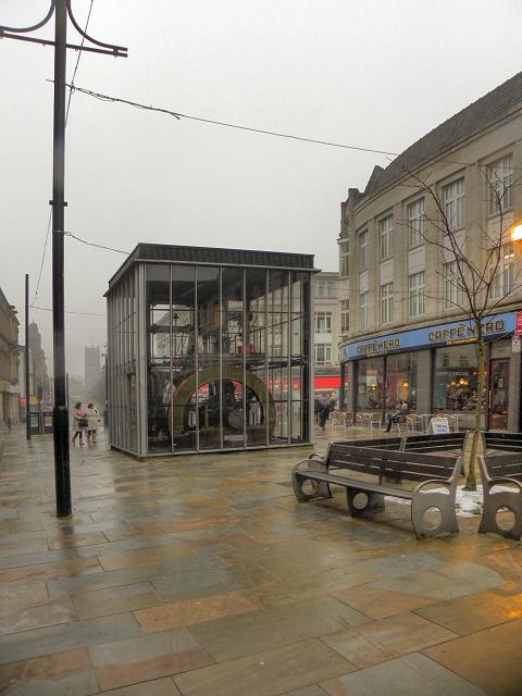 Oxford Street, Bolton
