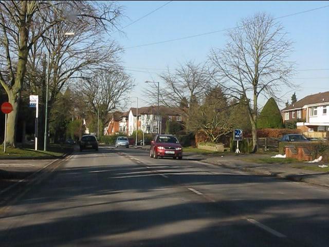 Solihull - Streetsbrook Road