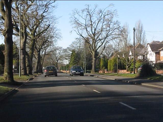 Streetsbrook Road