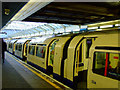 TQ2378 : Hammersmith tube station by Thomas Nugent