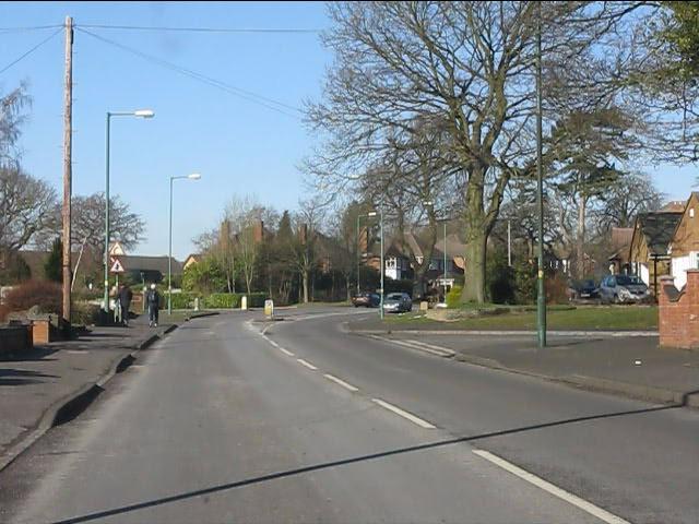 Prospect Lane at Yewhurst Road