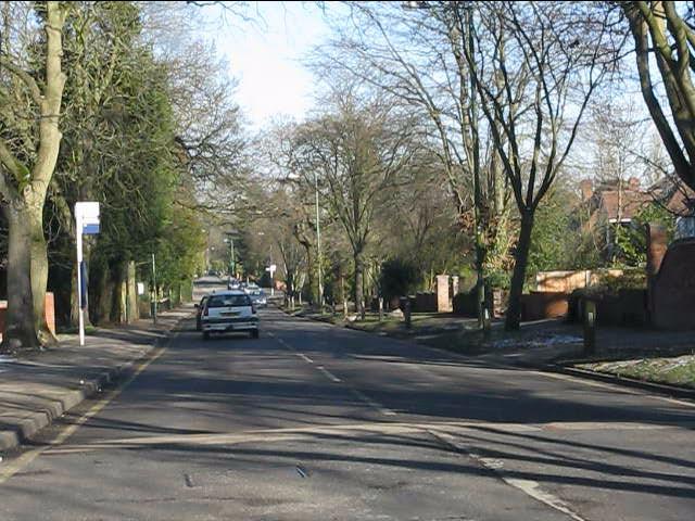 St Bernards Road