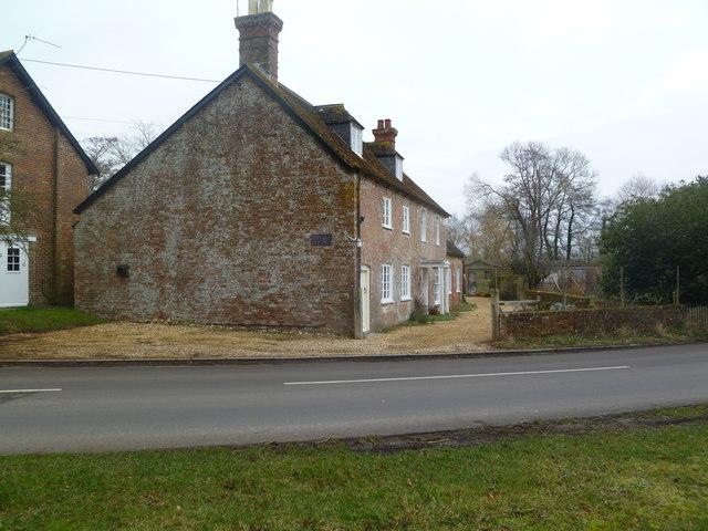 Witchampton, Flour Mill House