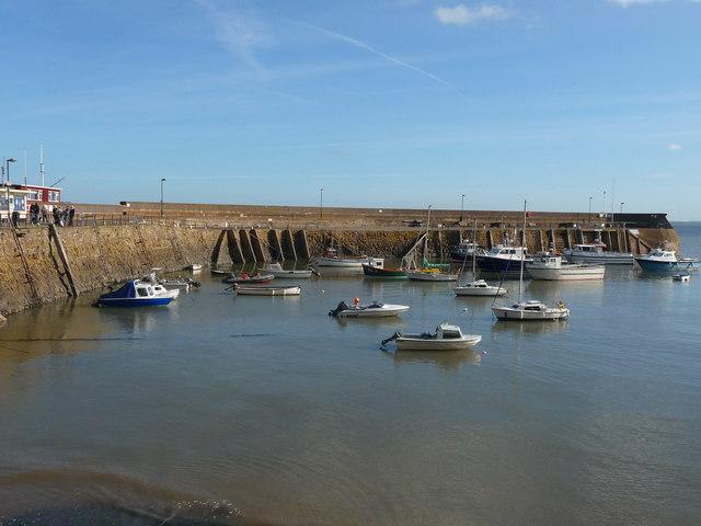 Minehead - Minehead Harbour