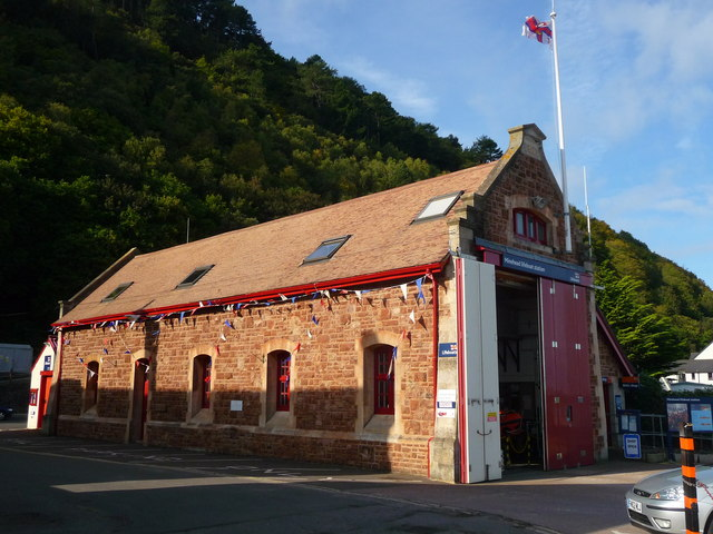 Minehead - Lifeboat Station