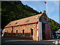 SS9747 : Minehead - Lifeboat Station by Chris Talbot
