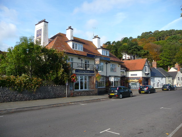 Minehead - The Quay Inn