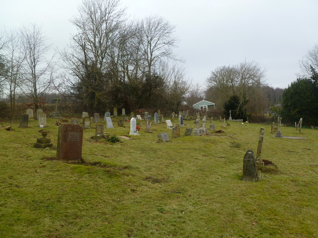 Witchampton, churchyard