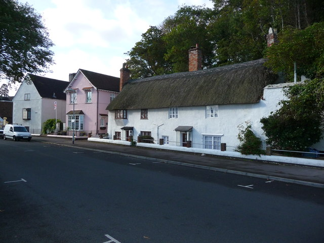Minehead - Thatched Cottage