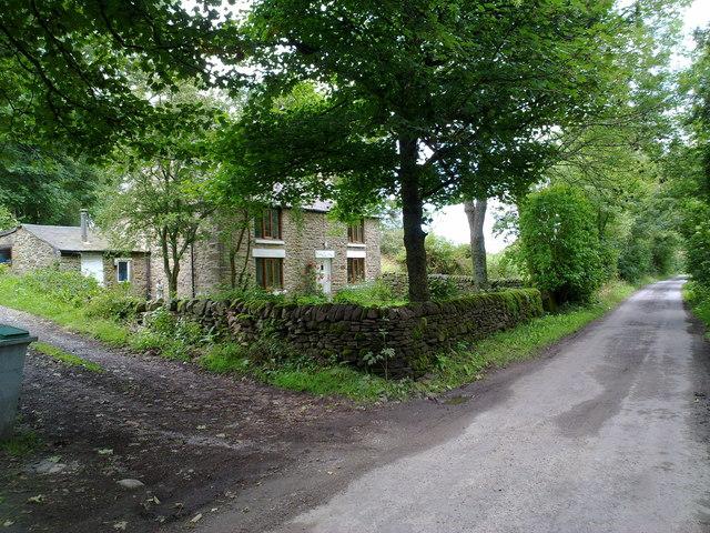 Cottage on Outputs Lane