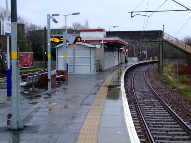 Hyndland railway station