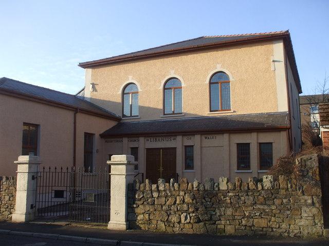 Libanus, Presbyterian Church of Wales, Brynmawr