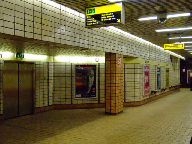 Govan subway station