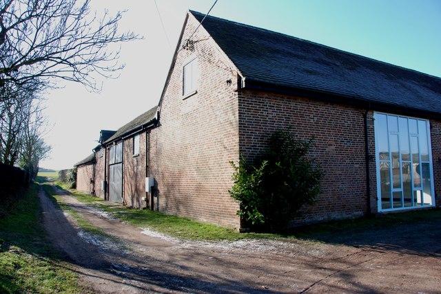 Barn Conversions at Laurels Farm, Lower Stonnall