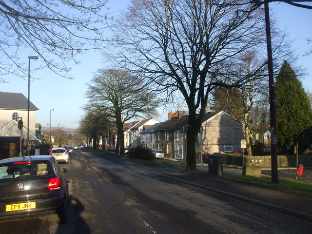 Alma St, Brynmawr