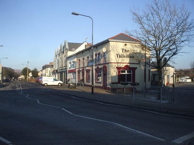 The Talisman, Brynmawr