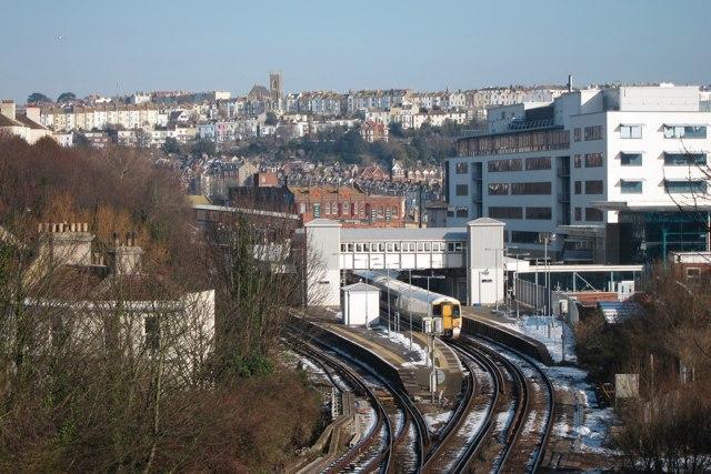 Hastings Railway Station