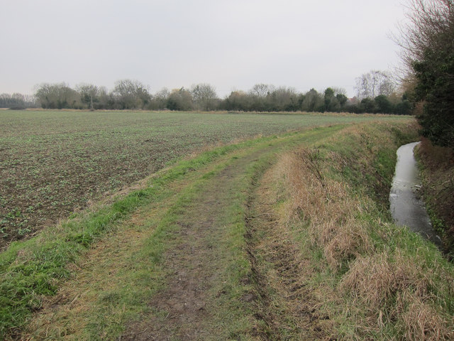 Footpath to Little Thetford