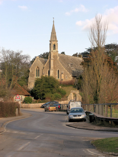 Church of St Michael and All Angels, Clifton Hampden