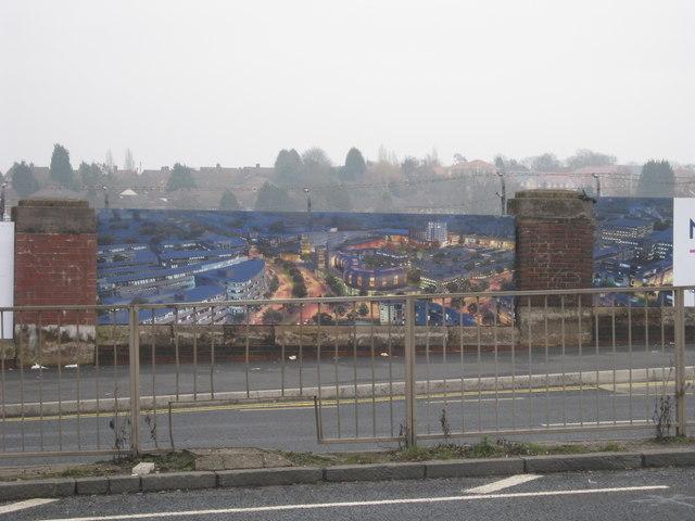 Vision of the future Longbridge