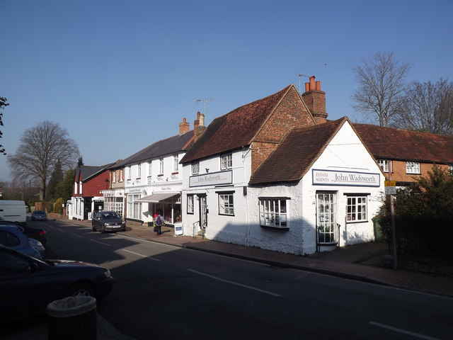 Church Road, Great Bookham