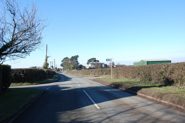 Crossroads on Lynn Lane, Lynn