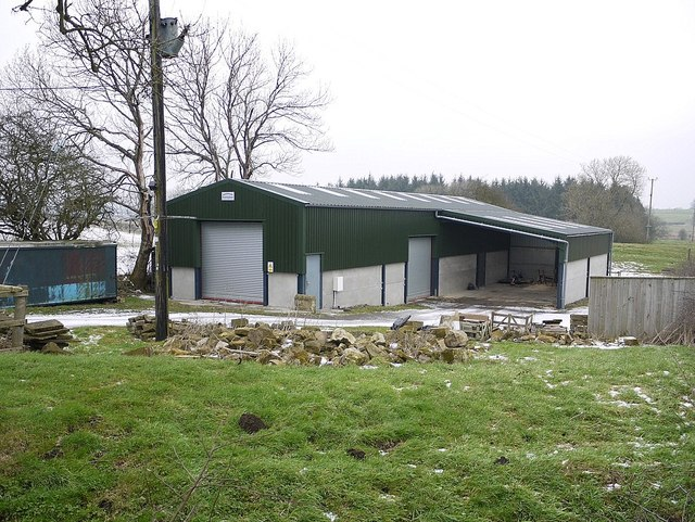 Barn at Sweet Hill