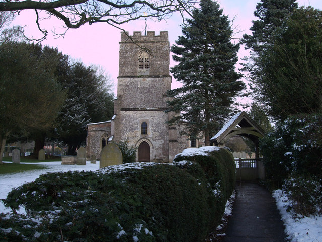 Church of St. John the Baptist, Mildenhall