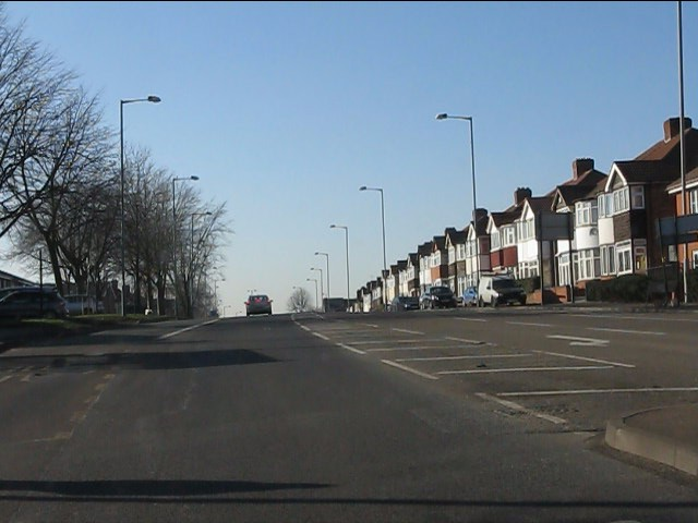 Bordesley Green East from Station Road