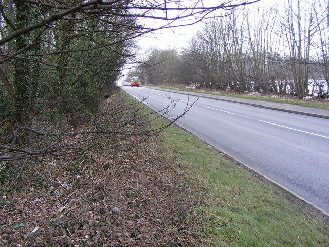 Bridgnorth Road