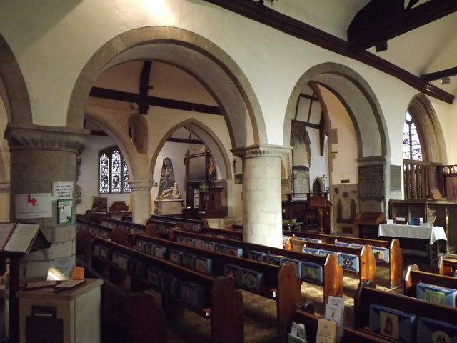 Great Bookham Nave