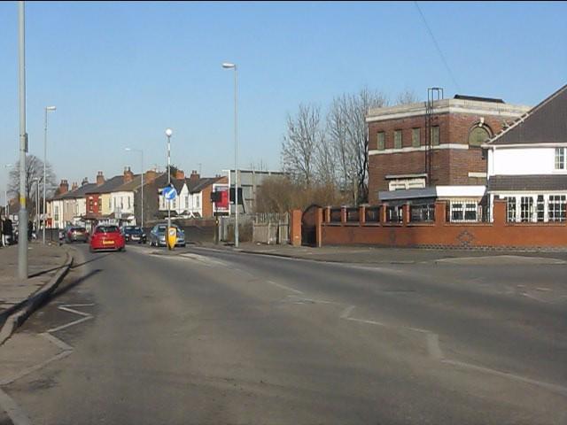 Belcher's Lane at Caldwell Road