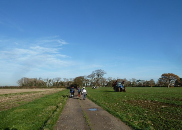 A circular walk around North Hayling (12)