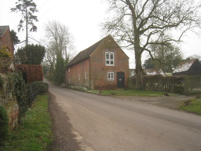 Out-buildings - Southside Farm