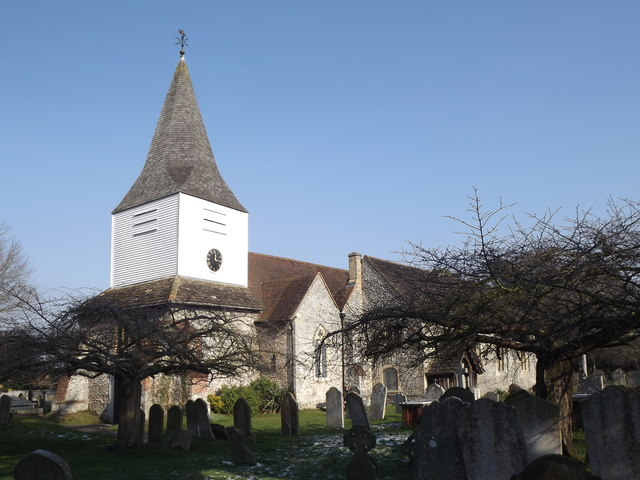 St Nicolas Church, Great Bookham