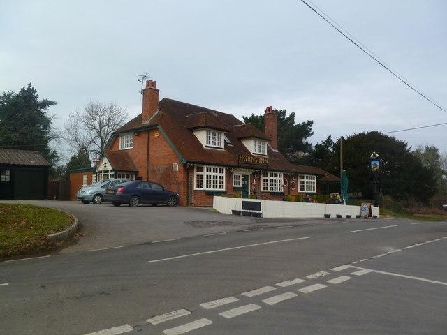 Colehill, Horns Inn