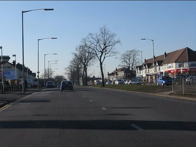 Washwood Heath Road